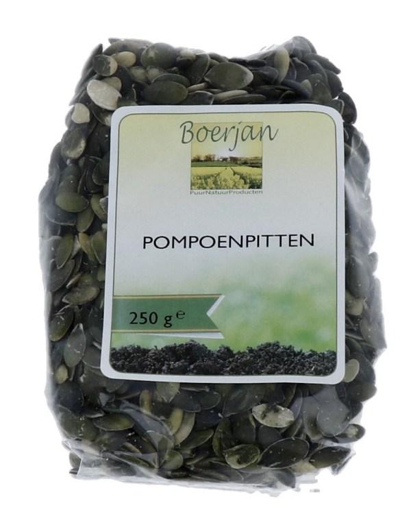 Boerjan Pompoenpitten