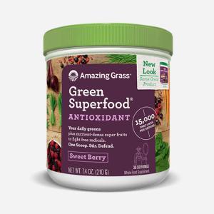 Green Superfood Antioxidant gezond?