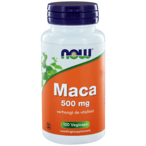NOW Maca 500mg Capsules gezond?