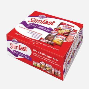 SlimFast 7 Day Starter Pack