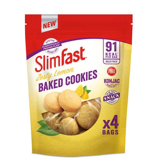 Zesty Lemon Baked Cookies