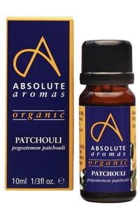 Absolute Aromas Organic Patchouli 10ml