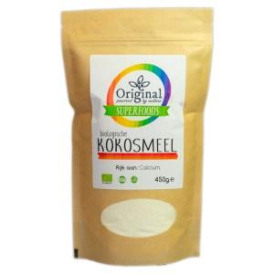 Original Superfoods Biologische Kokosmeel 450 Gram