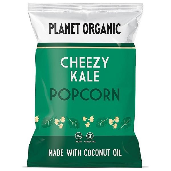 Planet Organic Biologische Cheezy Kale Popcorn 20 Gram