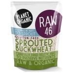 Planet Organic Biologische Gekiemde Boekweit 400 Gram