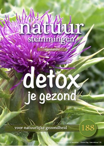 Tijdschift Groene Dag Natuur Stemmingen Nummer 188 Detox Je Gezond