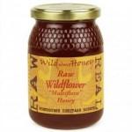 Wild About Honey Rauwe Wildflower Honing 500 Gram