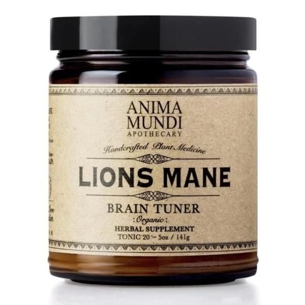 Anima Mundi Lions Mane 141 Gram