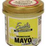 Emils Biologische Eivrije Mayo + Citroen 125 ML