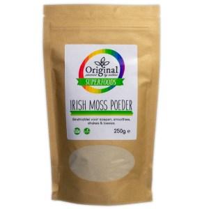 Original Superfoods Irish Moss Poeder 250 Gram