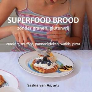 Superfood brood - Saskia van As - Hardcover (9789082170719) gezond?