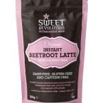 Sweet Revolution Organic Instant Beetroot Latte 200 Gram