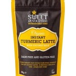 Sweet Revolution Organic Instant Turmeric Latte 200 Gram