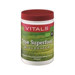 True superfood bio 400g gezond?