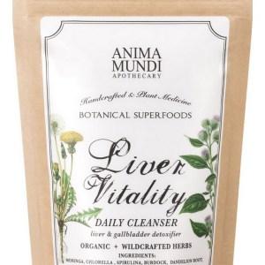 Anima Mundi Liver Vitality 227 Gram gezond?