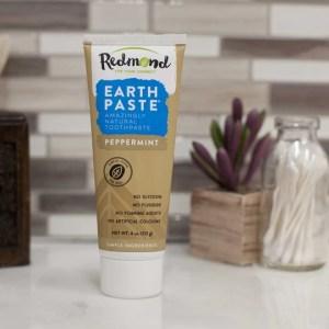 Redmond Earthpaste Peppermint 113 Gram