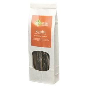 Wild Irish Seaweed Biologische Kombu Leaves 40 Gram