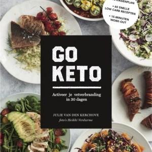 Go Keto - Julie van den Kerchove (NL Editie)