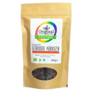 Original Superfoods Biologische Abrikozen Zongedroogd 400 Gram