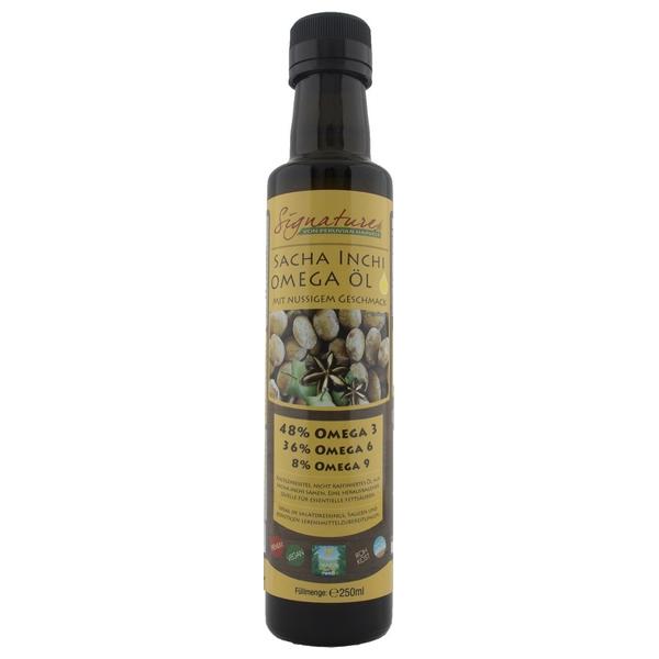 Signatures by Peruvian Harvest Sacha Inchi Oil 250 ml