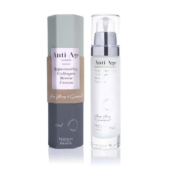Skalaris Anti-Age Rejuvenating Collagen Renew Cream 50 ml