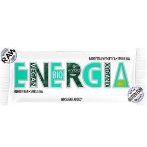 Vivoo Biologische Energia Energy Fruit Bar 35 Gram