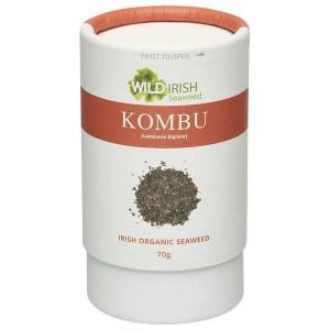 Wild Irish Seaweed Biologische Kombu Sprinkles 70 Gram