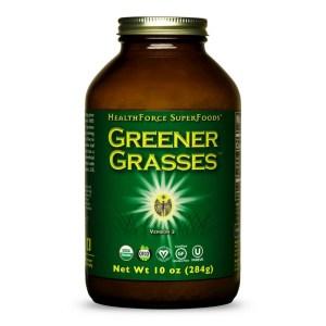 HealthForce Greener Grasses 284 Gram gezond?