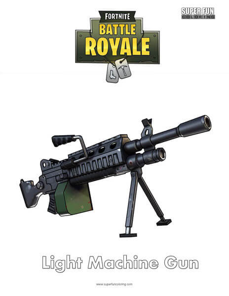 Guns Minecraft Fortnite