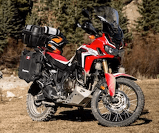 Africa Twin - Feature