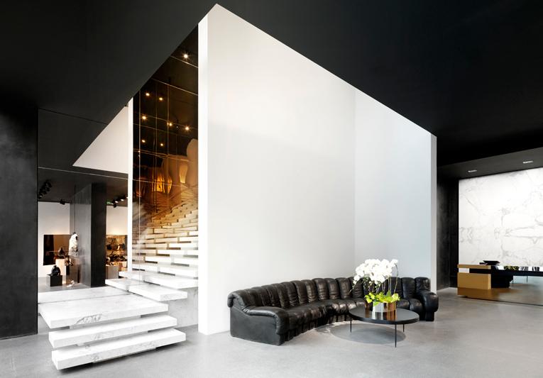 Inspiring Concepts / Alexander Wang Concept Store
