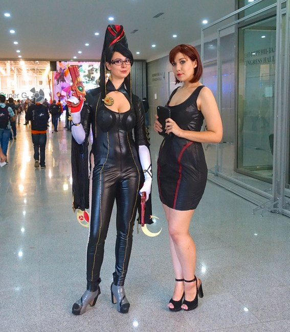 Байонета Comic Con