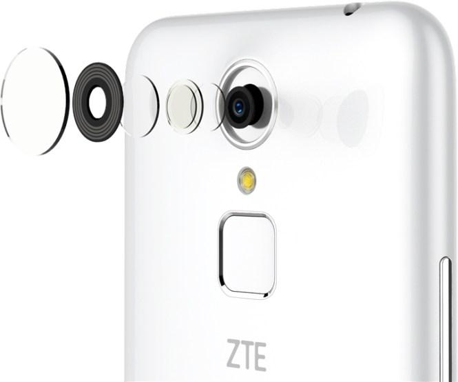 Основная камера ZTE Blade A1