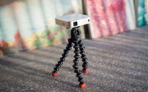 Установка мини-проектора PaPa