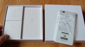 Комплектация Huawei P9 Lite
