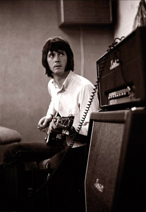 Eric Clapton выбирает Marshall AMP