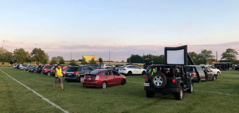 Drive In Movie Events