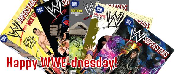 WWE-dnesday News Roundup