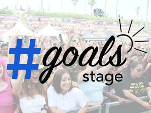 Super Girl Goals Stage
