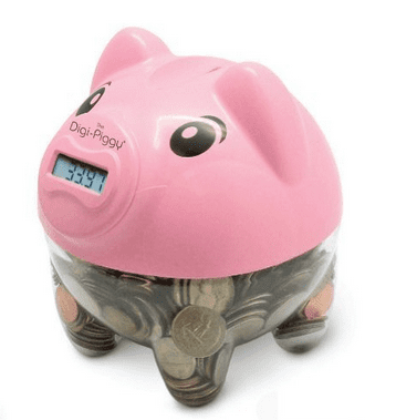 The Digi Piggy Pink