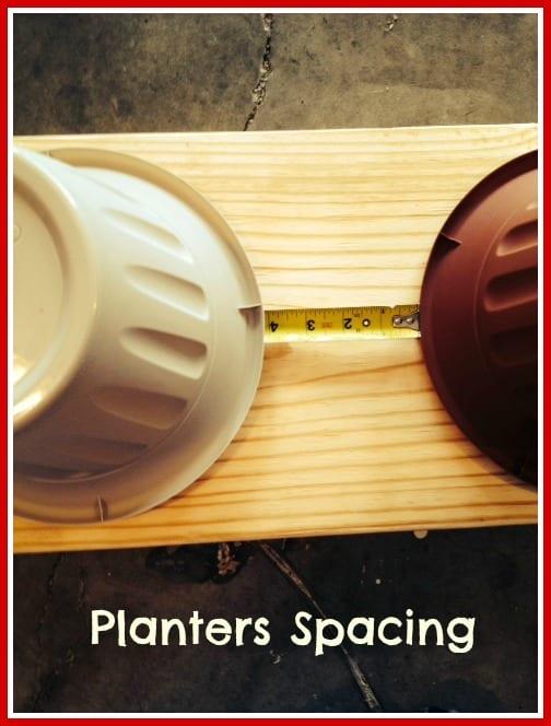 Planter Spaces