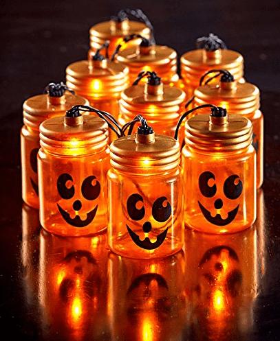 halloween-mason-jar-jack-o-lantern-string-light-set
