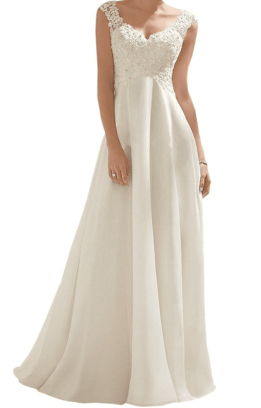 AbaoWedding Lace Wedding Dress