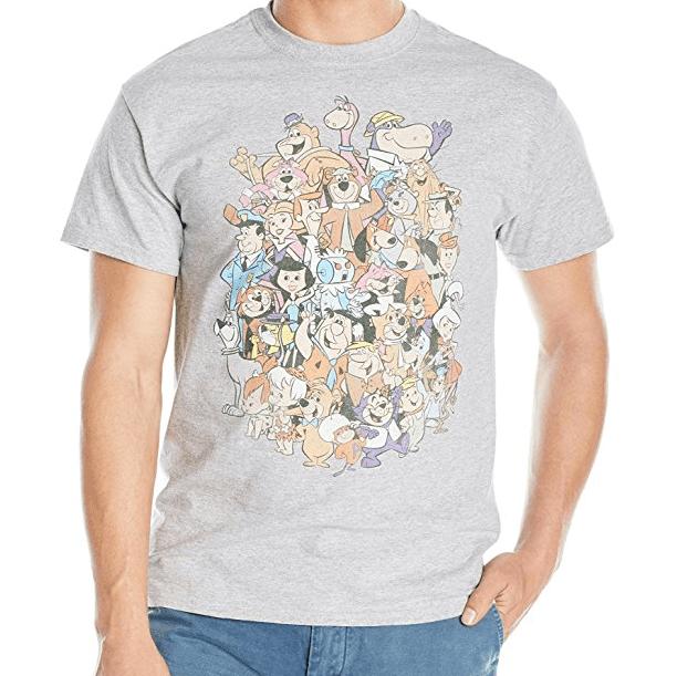 hanna-barbera-supergroup-t-shirt