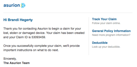My Experience With AT&T's Asurion Cell Phone Insurance