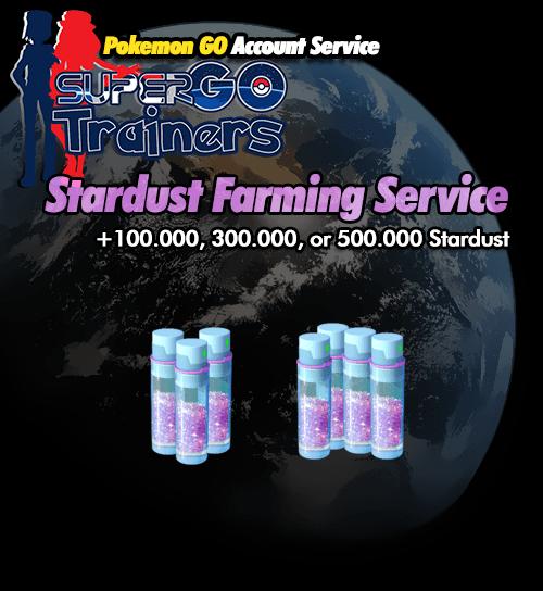 stardust-farming-pokemon-go-service