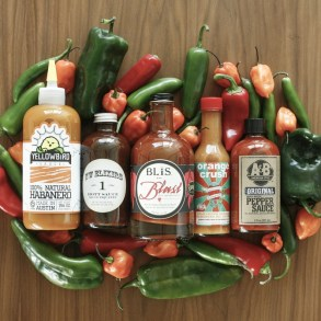 Ultimate Guide to the Best Hot Sauces