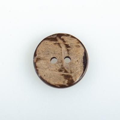 Guzik kokosowy do przyszycia 15 mm