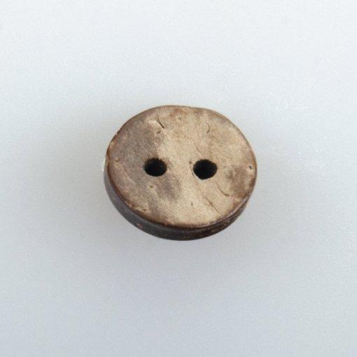 Guzik kokosowy do przyszycia 11 mm