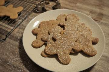 vegan-gingerbread